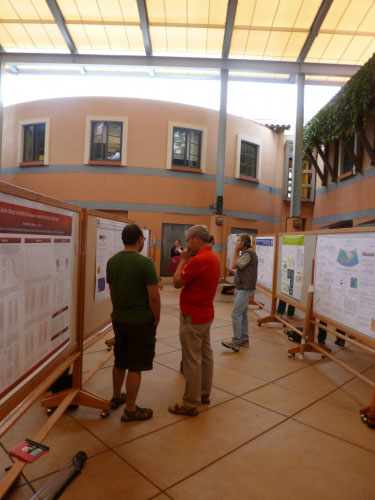 CIDER poster session